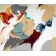 Kona Storm acrylic on canvas by Laura Fishman
