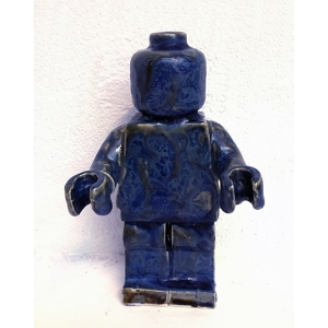 Small Ego Man Blue