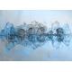 Cool Blue River giclée print