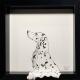 Hot Dalmatian Melt drawing by Damilola Odusote