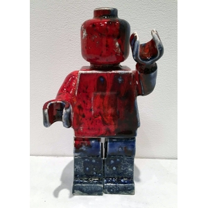 Small Ego Man Red