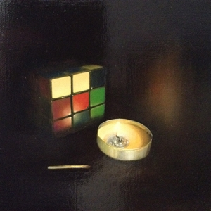 Rembrandt's Rubicks Cube