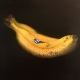 Bananas oil on canvas