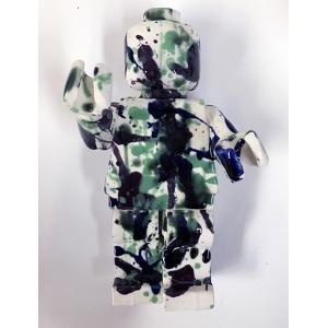 Small Ego Man Pollock