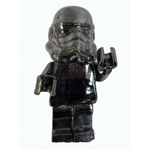 Ego Man Trooper Pewter