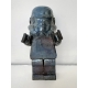 Ego Man Trooper Aquarius ceramic sculpture