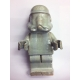Ego Man Trooper Rice ceramic sculpture