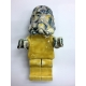 Ego Man Trooper Mustard Camo ceramic sculpture