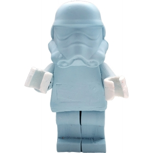 Ego Man Trooper Parian Silver Blue
