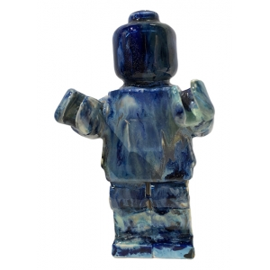 Small Ego Man Ocean Blue