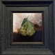 Homage to Gustav Klimt: Framed