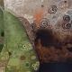 Homage to Gustav Klimt: Detail2
