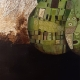 Homage to Gustav Klimt: Detail3