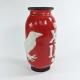 Raven Reckoning Ceramic Vase
