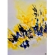 Spring Arrival 3 painting by KV Duong