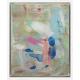 Fragile Beauty acrylic on canvas framed by Mart Geraldine Bostad