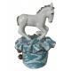 Prancing Pony ceramics by Megan Adams