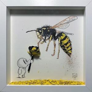 Wasp Flower