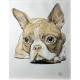 Puppy Dog Eyes: Unframed