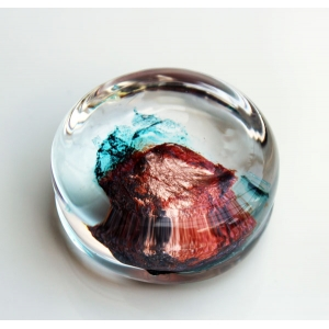 Copper Foil Paperweight