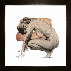 Kneeling Figurative