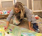 Artist Marit Bostad