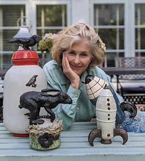 Artist Megan Adams