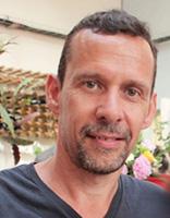Artist Simon Shepherd
