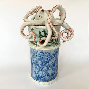 Octopus Plinth