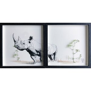 Double Rhino