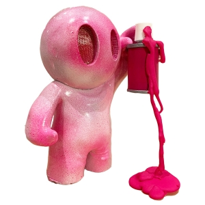 Spray It Pink