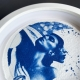 Hypatia's Scholarly World Revolving In Blue XS: Detail2